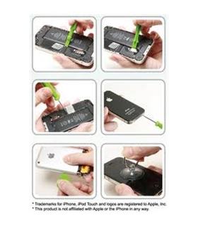 Ferramentas para abertura de iPhone 3 e 4 - ProsKit PK-9110 - PK9110