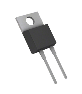 30ETH06 - DIODE, HYPERFAST, 30A, 600V, 28nS , TO220-2 - 30ETH06