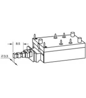 Interruptor MSC16678 - ME7, 5/80 A 250 VAC -1 - MSC16678