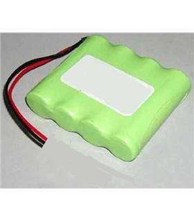 Pack Baterias NI-MH 4.8V, 1500mAH - 1694R61500