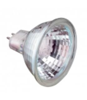 Lampada Halogeneo Dicroica 12V 20W MR16 50mm GX5.3 - L1220MR16