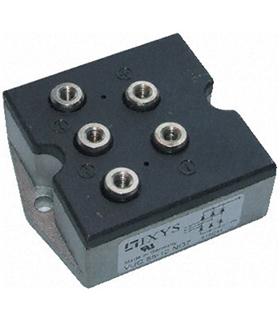VUO55-16NO7 - Ponte rectificadora trifásica, 58A 1600V, PWSs - VUO55-16N07