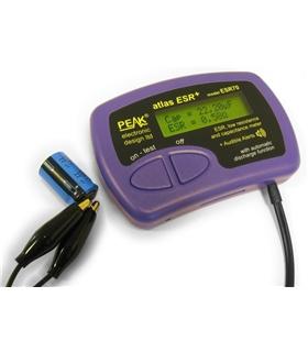 ESR70 - Medidor de Esr e Condensadores - ESR70