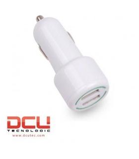 DCU36100210 - Alimentador Isqueiro 12V-24V 5V 2,1A 2xUSB - DCU36100210