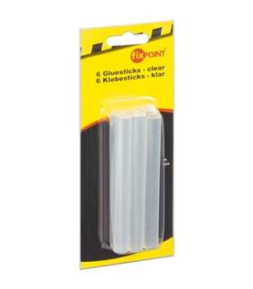 77026 - Kit de 6 tubos de cola quente Ø11x100mm - MX77026