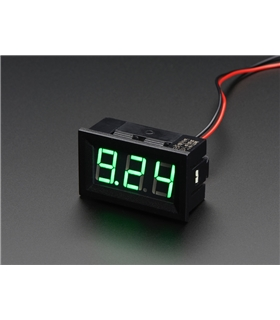 ADA575 - Panel Volt Meter - 4.5V to 30VDC - ADA575