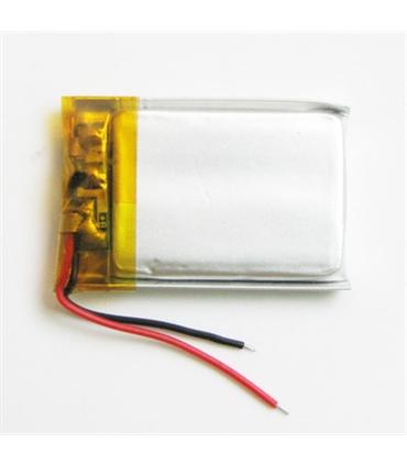 Bateria 3.7V 300mAh Li-Pol 24.0x30.0x5.0mm - MX0350565