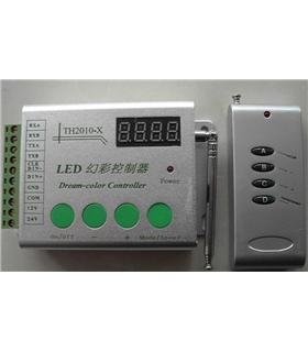 520/E - Controlador Fita de Led Rgb Endereçavel - LL520E