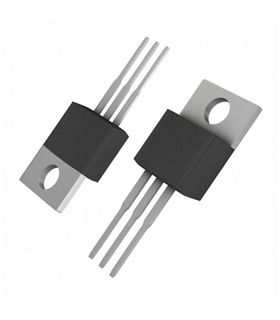 TC1262-3.3VAB - Regulador Tensao 3.3V TO220 - TC1262-3.3VAB