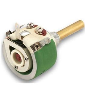 Potenciometro Bobinado 500R 25W - 16150025