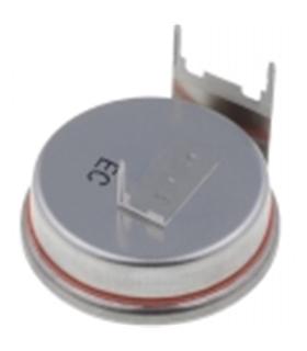 Pilha Litio 3V, 27x15.6mm, 850mAh - 169CR2