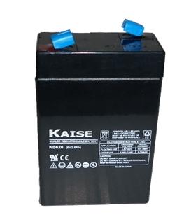 Bateria Gel Chumbo 6V 2.8A - 62.8