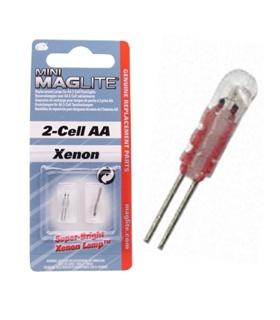 Pack 2 Lampadas Para Maglite AA/AAA 2.3V - LM2A001