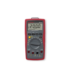 AM-550-EUR - MULTIMETER, DIGITAL, HANDHELD, TRMS - AM550