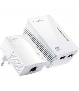 TL-WPA2220KIT - KIT POWERLINE TP-LINK 200M C/AP 300M - TL-WPA2220KITL-ANT