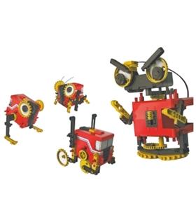 C9882 - Robot Motorizado 4 em 1 - C9882