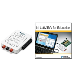 NImyDAQ -Student Kit - with LabVIEW & Multisim Student Editi - 781327-01