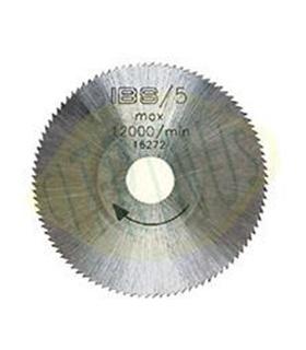 Lâmina em disco HSS, dentado fino direito,  Ø50mm - 2228020