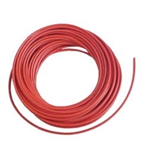 Cabo Silicone 2.5mm Vermelho - HD25250