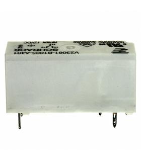 V23061-B1004-A401 - Relé Schrack 8A 250Vac SPDT - V23061B1004A401