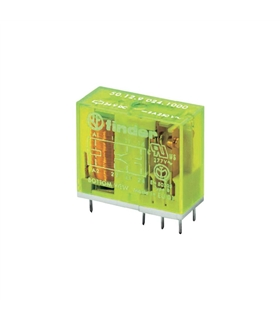 Rele Finder 12VAC 8A 2INV. - F4052128A