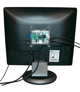 Adaptador p Caixas TekBerry - RPI-VESA.0
