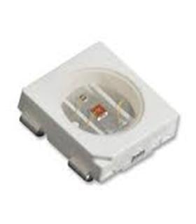 KT-5050SELZ4S- LED Laranja, 618 nm, 120°,11lm,150mA, 5050 - KT-5050SELZ4S