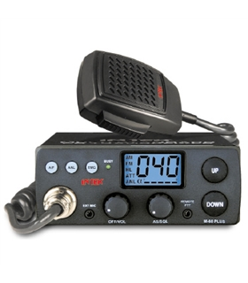 INTEKM60 - Radio CB AM/FM - INTEKM60