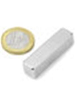 Iman - Cubo Magnetisado em Neodimio, N42 - 1,1 kG - MXQ401010N