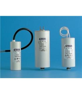 3535450 - Condensador Arranque com fios 35uF 450V Ø50x78mm - 3535450