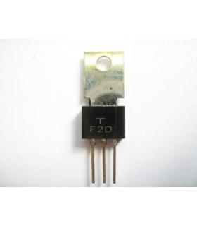 SCR DISCRETE LOW-POWER 3 Amperes, 600 Volts - CR3CM-12