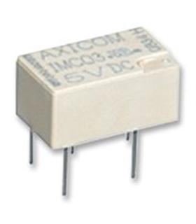 IMC03TS - Signal Relay, IM Series, SPDT, 5 VDC, 2 A - IMC03TS