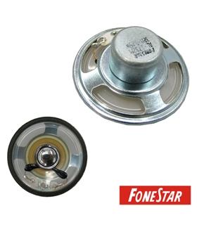 Altifalante miniatura 32 Ohm 0.25W Ø45mm - FoneStar AL-1732M - AL-1732M