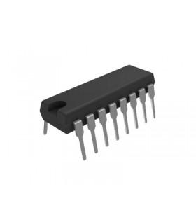 CD74HC4060 - 14-stage binary counter/oscillator, DIP16 - CD74HC4060