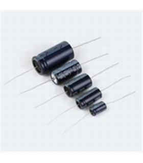 Condensador Electrolitico 22uF 63V Nao Polarizado - 352263NP