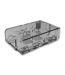 Caixa Transparente para Raspberry PI Modelo B - RASPBOXT