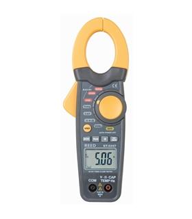 ST-3347 - Pinça amperimétrica digital AC/DC 1000A - ST3347