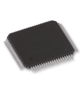 MSP430F5529IPN - 16 Bit Microcontroller, LQFP80 - MSP430F5529IPN