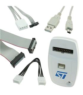 ST-LINK/V2 - ICD/PROGRAMMER, FOR STM8, STM32 - ST-LINK/V2
