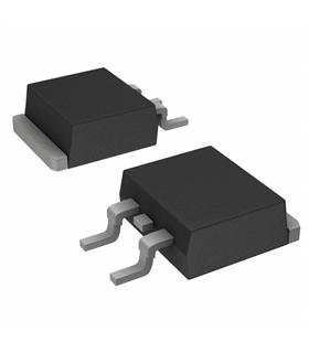 SUM110P08-11L-E3 - Mosfet P, 80V, 110A, 0.0093R, TO263 - SUM110P08