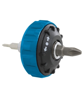 MBS07 - Roquete Para Bits de 4 mm e 1/4 - DNMBS07