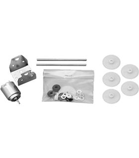 792 - Motor Com Kit de Rodas Dentadas - DN792