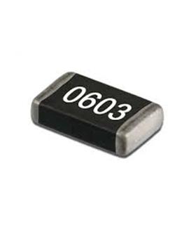 Condensador Ceramico Smd 18nF 50V Caixa 0603 - 3318N50V0603