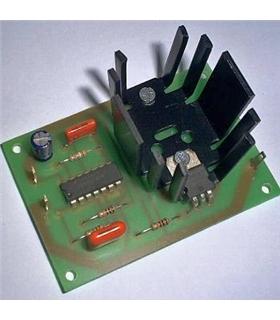 AL-3 - Sirene Electronica 12Vdc 15W - AL-3
