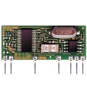 C-0504N - Modulo Receptor 433Mhz - C-0504N