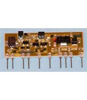 C-0507 - Modulo Emissor deRF 433,62Mhz 0.5mW - C-0507