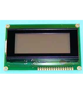 C-2607 - Display Alfanumerico 16 Caracteres 4.8mm - C-2607