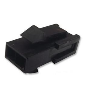 MX-43020-0200 - Ficha Molex MicroFit 2 Pinos Macho - 69MF2M