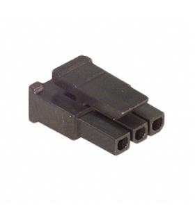 MX-43645-0300 - Ficha Molex MicroFit 3 Pinos Femea - 69MF3F