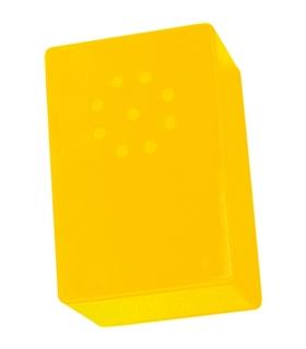 C-7506 - Caixa Plastica Amarela Pack 3 - C-7506